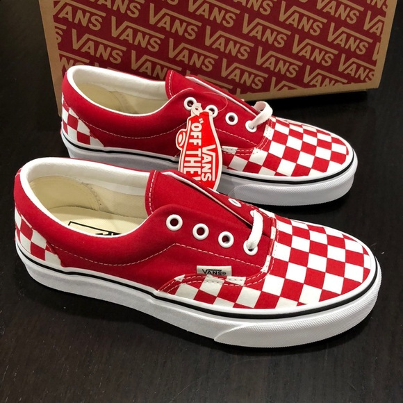 Vans Shoes | Vans Era Checkerboard